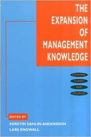 Expansion of Management Knowledge: Carriers, Flows, and Sources
