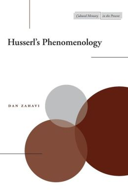 Husserl's Phenomenology