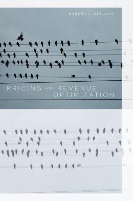 Pricing and Revenue Optimization