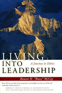 Living Into Leadership: A Journey in Ethics