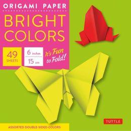 Origami Paper Bright 6