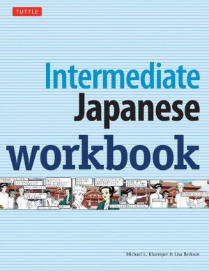 Intermediate Japanese Workbook