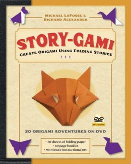 Story-gami Kit: Create Origami Using Folding Stories