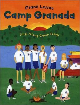Camp Granada: Sing-Along Camp Songs