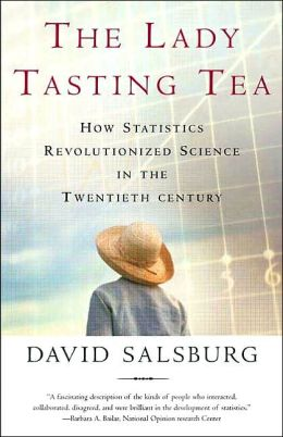 The Lady Tasting Tea: How Statistics Revolutionized Science in the Twentieth Century