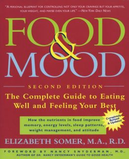 Food and Mood Cookbook: Recipes for Health and Happiness