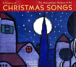 A Treasury of Christmas Songs: Songs of the Season for Young People