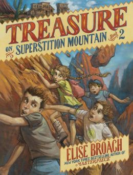 Treasure on Superstition Mountain (Superstition Mountain Series #2)