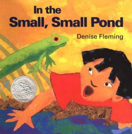 In the Small, Small Pond (Big Book Edition)