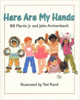 Here Are My Hands (Big Book Edition)