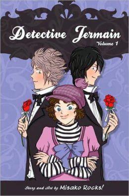Detective Jermain (Detective Jermain Series #1)