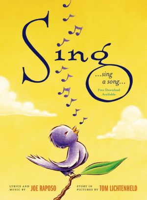 Sing (CD included)