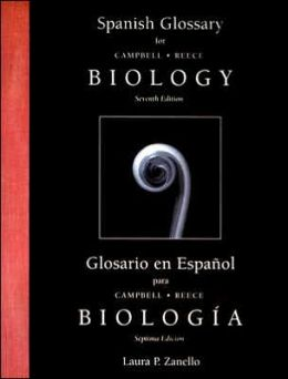 Spanish Glossary for Biology