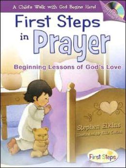 First Steps in Prayer