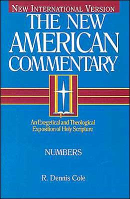 Numbers: An Exegetical and Theological Exposition of Holy Scripture