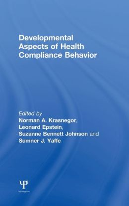 Developmental Aspects of Health Compliance Behavior