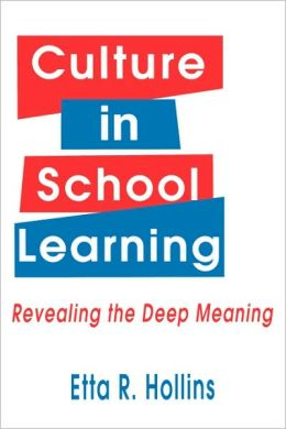 Culture In School Learning P