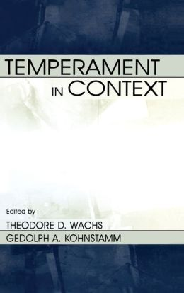Temperament in Context