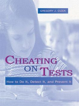 Cheating On Tests
