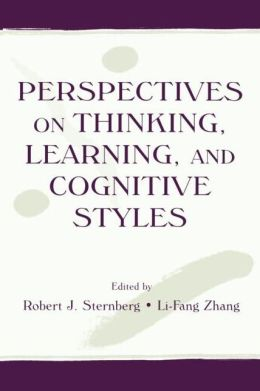 Perspectives on Thinking, Learning, and Cognitive Styles