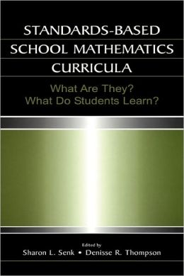 Standards-based School Mathematics Curricula: What Are They? What Do Students Learn?