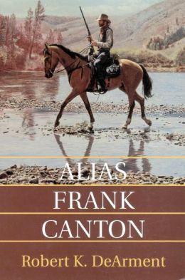 Alias Frank Canton