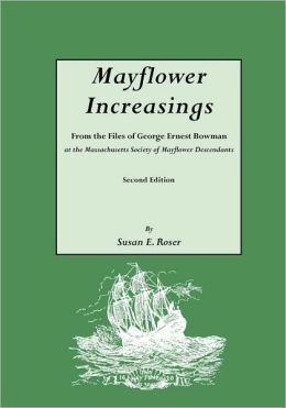 Mayflower Increasings. Second Edition