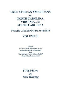 Free African Americans. 5th Ed. Vol. Ii