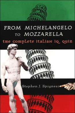 From Michelangelo to Mozzarella: The Complete Italian IQ Quiz