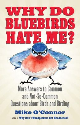 Why Do Bluebirds Hate Me?: More Answers to Common and Not-So-Common Questions about Birds and Birding