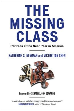 Missing Class: Portraits of the Near Poor in America