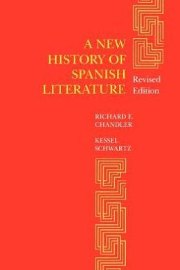 A New History of Spanish Literature