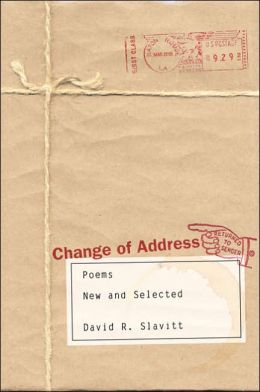 Change of Address: Poems, New and Selected