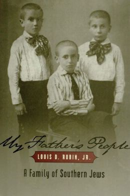 My Father's People: A Family of Southern Jews
