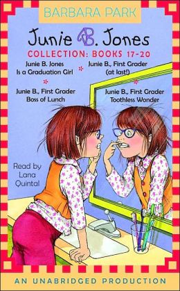 Junie B. Jones Collection: Books 17-20 (Junie B. Jones Series)