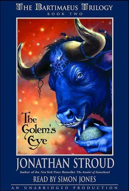 The Golem's Eye (Bartimaeus Series #2)