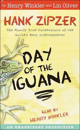 Day of the Iguana (Hank Zipzer Series #3)