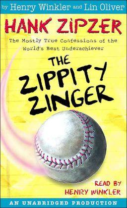 The Zippity Zinger (Hank Zipzer Series #4)