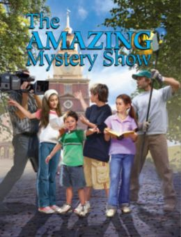 The Amazing Mystery Show (The Boxcar Children Series #123)