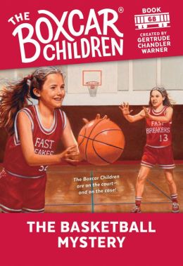 The Basketball Mystery (The Boxcar Children Series #68)