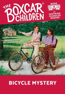 Bicycle Mystery (The Boxcar Children Series #15)