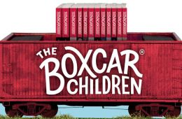 Boxcar Children Bookshelf (Books #1-12)