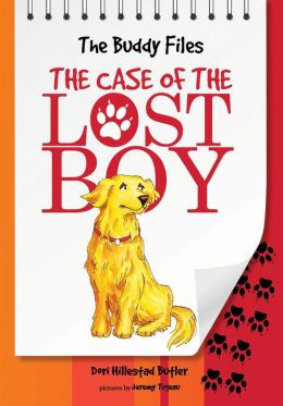 The Case of the Lost Boy (Buddy Files Series #1)