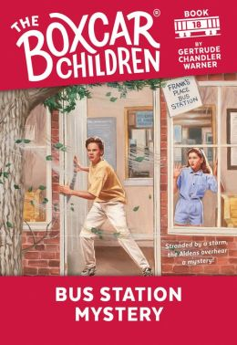 Bus Station Mystery (The Boxcar Children Series #18)