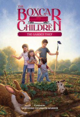 The Garden Thief (The Boxcar Children Series #130)