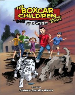 Mike's Mystery (The Boxcar Children Graphic Novels Series #5)