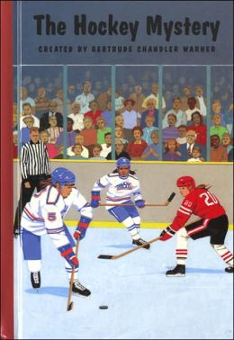 The Hockey Mystery (The Boxcar Children Series #80)