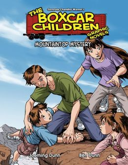 Mountain Top Mystery (The Boxcar Children Graphic Novels #15)