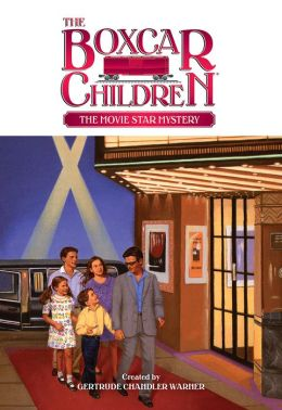 The Movie Star Mystery (The Boxcar Children Series #69)