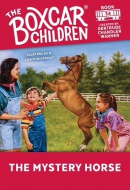 The Mystery Horse (The Boxcar Children Series #34)